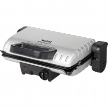Gratar electric Tefal GC205012, 1600 W, 2 tavi anti-aderente din aluminiu detasabile