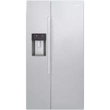 Side by side Beko GN162320X, 529 L, Clasa A+, Inox antiamprenta