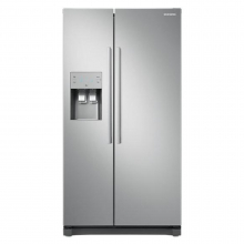 Side-by-Side SAMSUNG RS50N3513SA, 501 l, 178.9 cm, A+, Inox