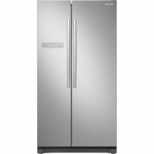 Side by side Samsung RS54N3003SA, 535l, Clasa A+, Full No Frost, Display, Metal Graphite
