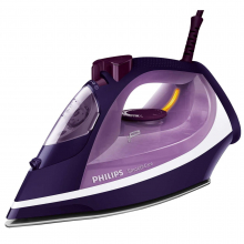 Fier de calcat Philips Smooth Care GC3584/30, 2600 W, Calc Clean, Talpa EasyFlow Ceramic, Mov
