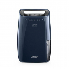 Dezumidificator De' Longhi DEX16, 2.1 L, 39 dB, Blue