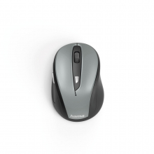 Mouse Wireless Optic MW-400, 6 but, antracit