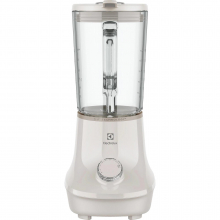 Blender Electrolux E6TB1-4CW, 700W, 5 viteze + PULSE, 6 lame inox detasabile, Ceramic White