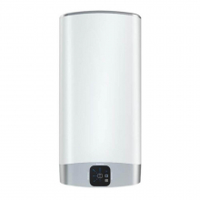 Boiler electric Ariston Velis 100 EU, 100 l, Functie ECO EVO, Protectie electrica IPX4, Display LCD, Metalic periat