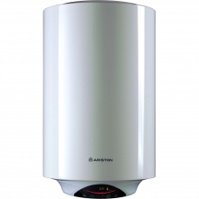 Boiler electric Ariston Pro Plus 50, 1800 W, 50 l, Protectie electrica IPX3, Alb
